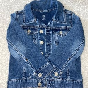 Gap toddler Jean Jacket